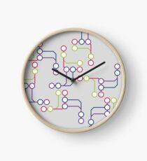 Subway#01 Clock