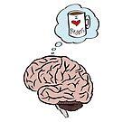 Dreaming of coffee... by Cartoon Neuron