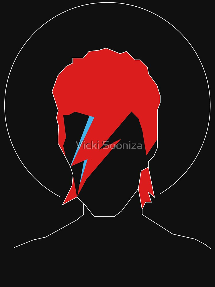 David Bowie Tribute von AliceChaine