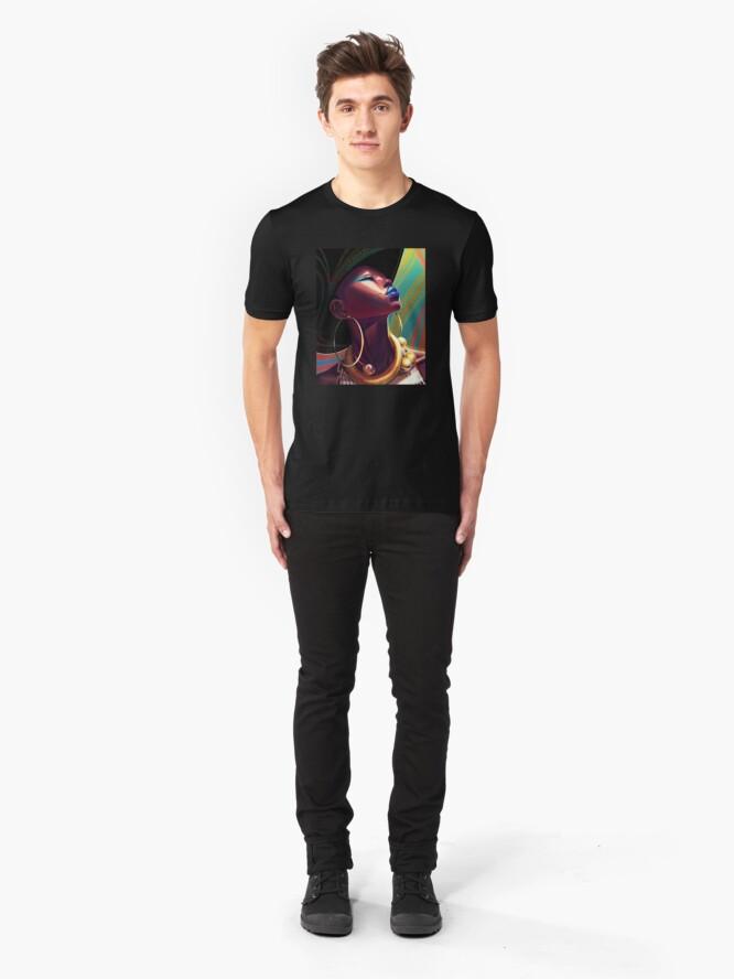 Alternate view of awen Slim Fit T-Shirt