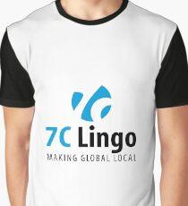 7C Lingo Creations Graphic T-Shirt