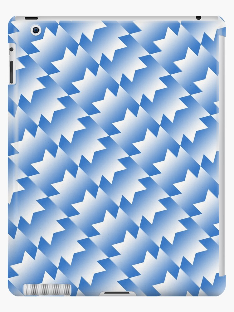 save off af71f 13477 'United Retro Design - 1991/1992 Away Kit [Blue & White]' iPad Case/Skin by  Conor Mizen