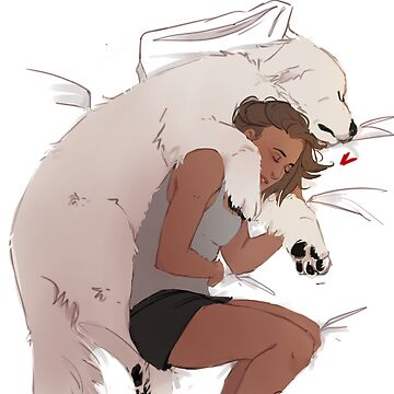 Doggo nap by FionaNerd