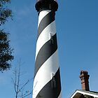 St. Augustine Lighthouse by Joseph Rieg