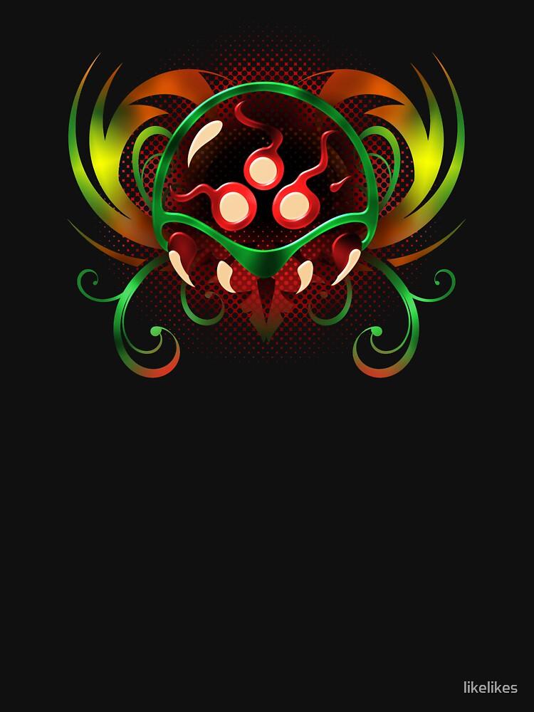Metroid ver2 by likelikes