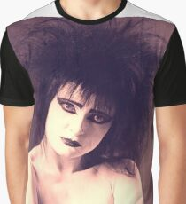 Siouxsie Sioux - Siouxsie and the Banshees Graphic T-Shirt