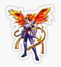 The Knights of the Zodiac Ikki Phoenix Sticker