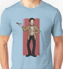Doctor Who - The Eleventh Doctor 'ELEVEN' Unisex T-Shirt