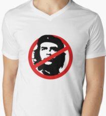 No Che Guevara Men's V-Neck T-Shirt