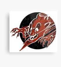 Diavoli Rossi (Red Devils) - 6º Stormo Caccia - Regia Aeronautica Metal Print