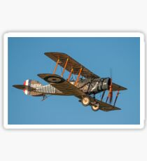 Bristol F.2b Fighter D8084/S ZK-BRI Sticker