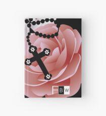 Rosary Hardcover Journal