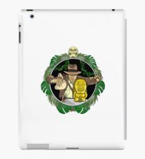 Raiders of the Lost Idol iPad Case/Skin