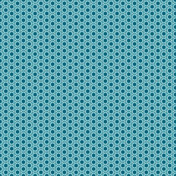 Abstract Turquoise Pattern 2 by ADCreations