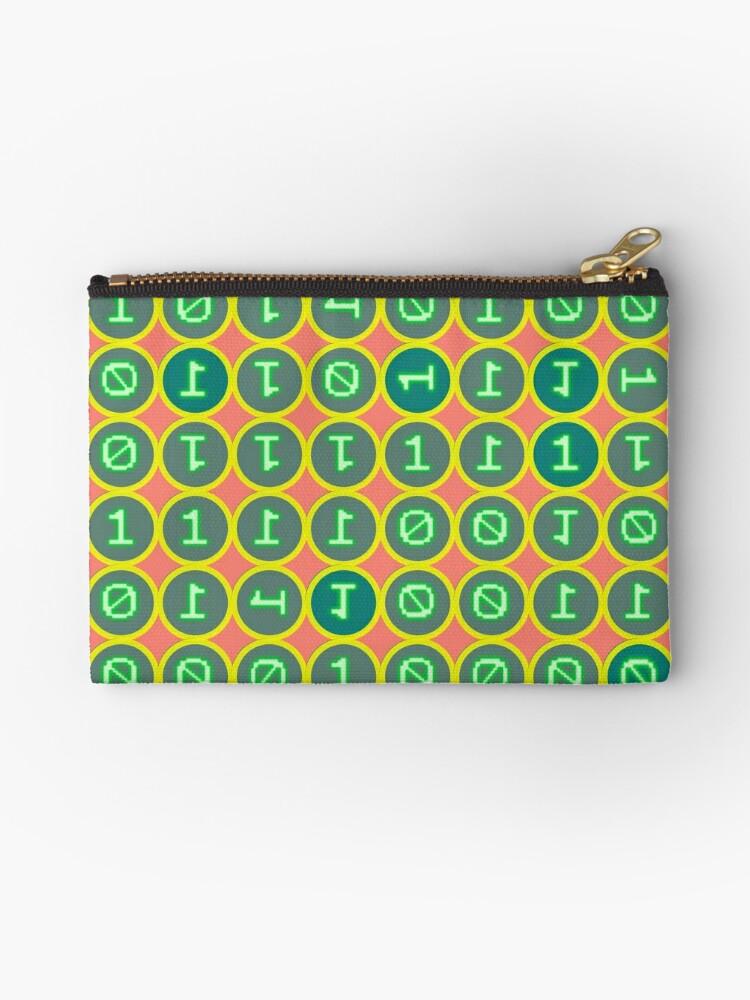 Bits pattern by Gaspar Avila