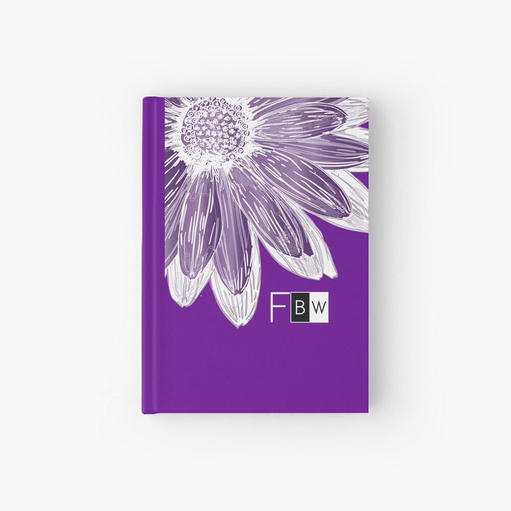 Floral Rejoice Hardcover Journal