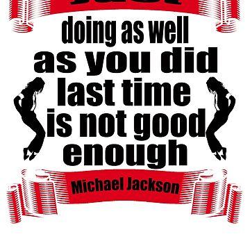 Michael jackson T shirt - Just doing as well shirt by Washingtonsou