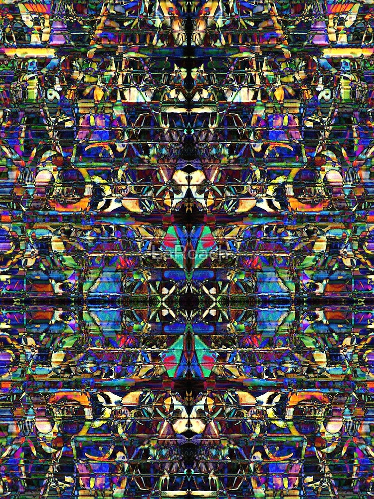 Urban Pattern #1 by LaRoach