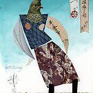 BirdHead/Pittsburgh No. 3 by ReBecca Gozion