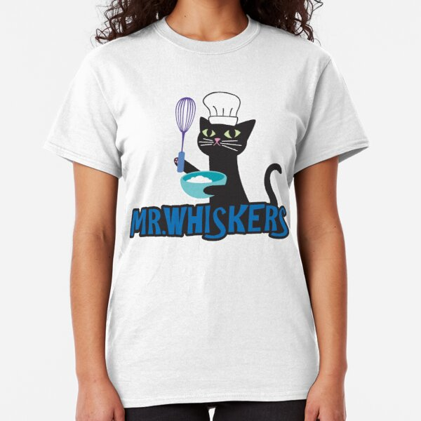 Mr. Whiskers Classic T-Shirt