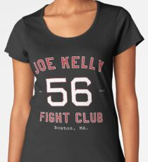 Joe Kelly Fight Club  Women's Premium T-Shirt