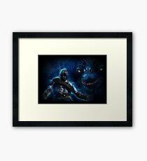 God of War III Framed Print