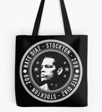 Nate Diaz Represent Stockton 209 Tote Bag