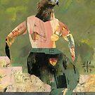 BirdHead/Pittsburgh No. 13ii by ReBecca Gozion