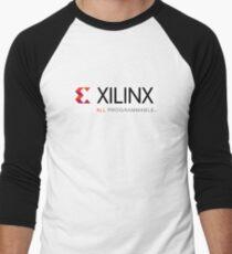 Xilinx FPGA Press Kit Men's Baseball ¾ T-Shirt