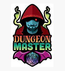 Lámina fotográfica Dungeon Master