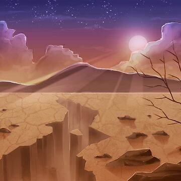 Fantasy landscape by Pablobass
