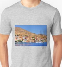 Chalki Waterfront Unisex T-Shirt