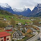 Olden, Norway by RedHillDigital