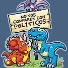 Dinosaurs by Mariana Moreno