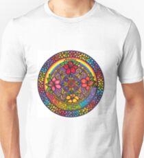 HAWAIIAN MANDALA     Unisex T-Shirt