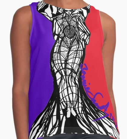Woman Within9 Contrast Tank