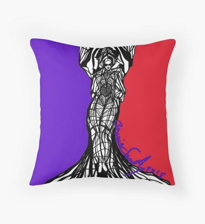 Woman Within9 Throw Pillow
