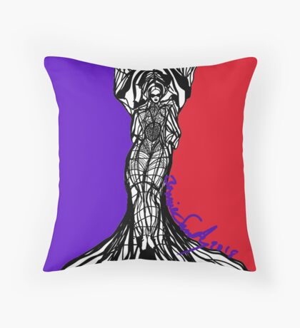 Woman Within9 Floor Pillow