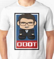 Jimmy Rick Politico'bot Toy Robot 2.0 Unisex T-Shirt