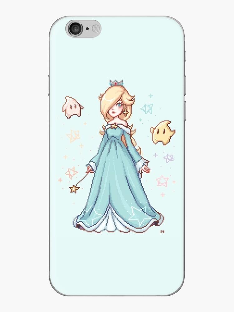 Prinzessin Rosalina Pixel von artsofnick