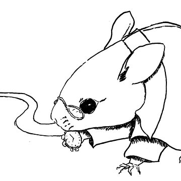 Mouse Time by feralbeagle