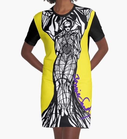 Woman Within8 Graphic T-Shirt Dress