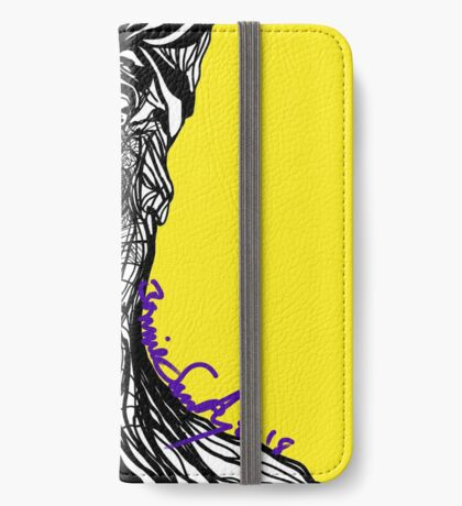 Woman Within8 iPhone Wallet