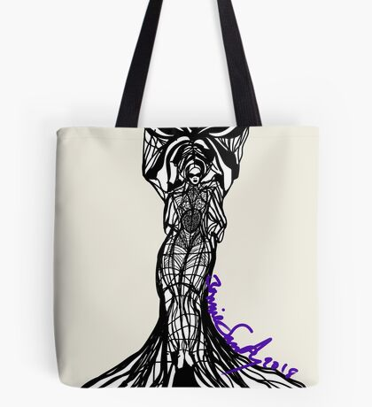 Woman Within7 Tote Bag