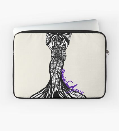 Woman Within7 Laptop Sleeve