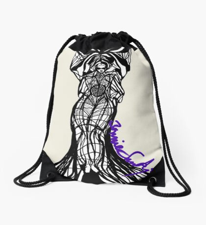 Woman Within7 Drawstring Bag