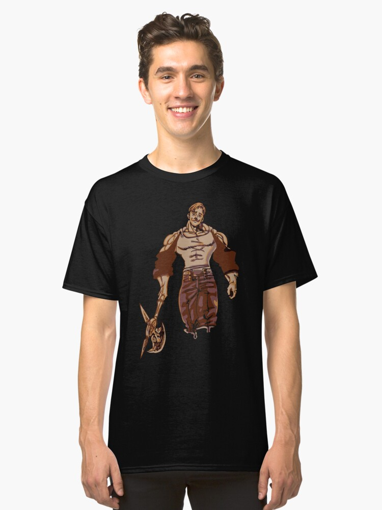 Escanor Classic T-Shirt Front