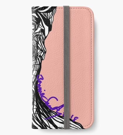 Woman Within6 iPhone Wallet