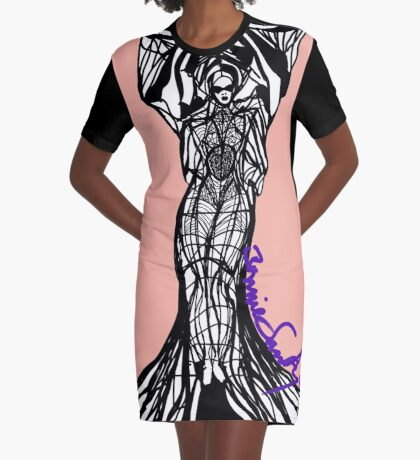 Woman Within6 Graphic T-Shirt Dress