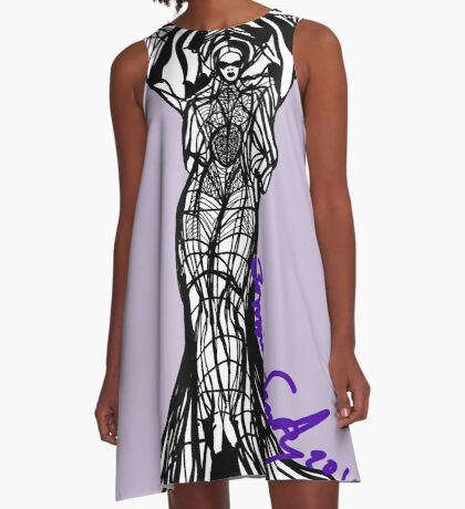 Woman Within4 A-Line Dress